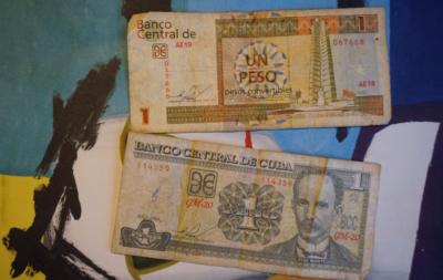 waluty na Kubie CUC i CUP