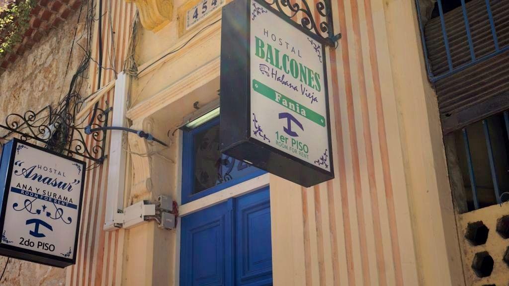 casa particular Kuba