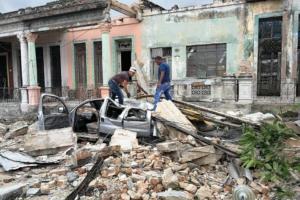 Fotos del desastre en Santo Suárez/ Sergio Alejandro Gómez