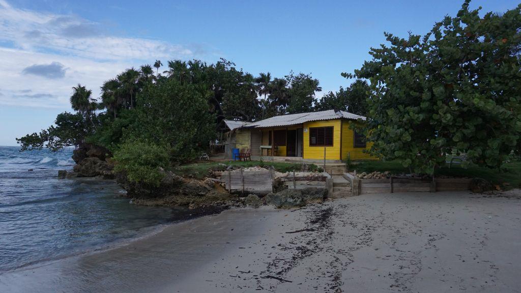 Dom w Maguanie