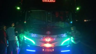 autobus Viazul na kubie