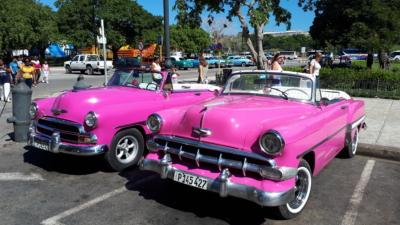 Kubańskie samochod