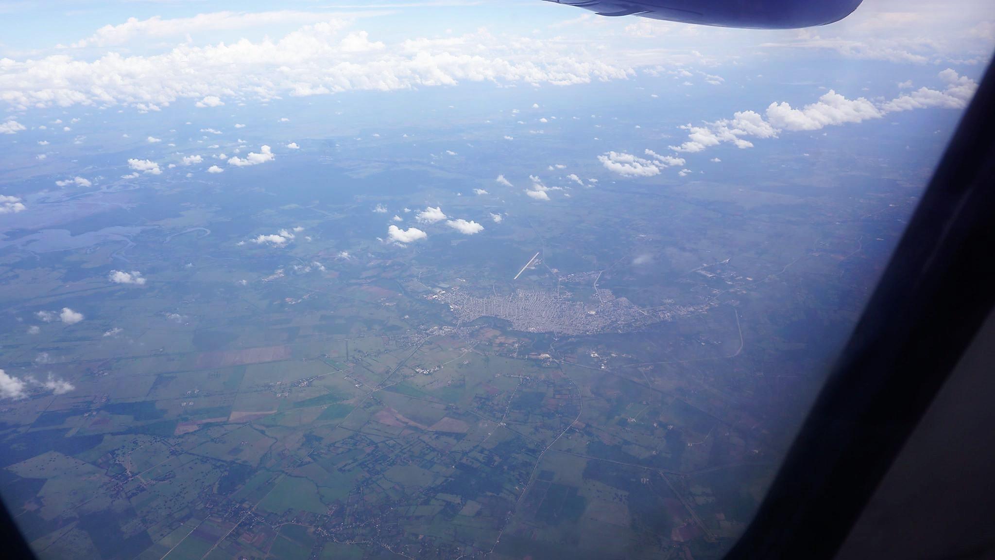 Kuba z lotu ptaka
