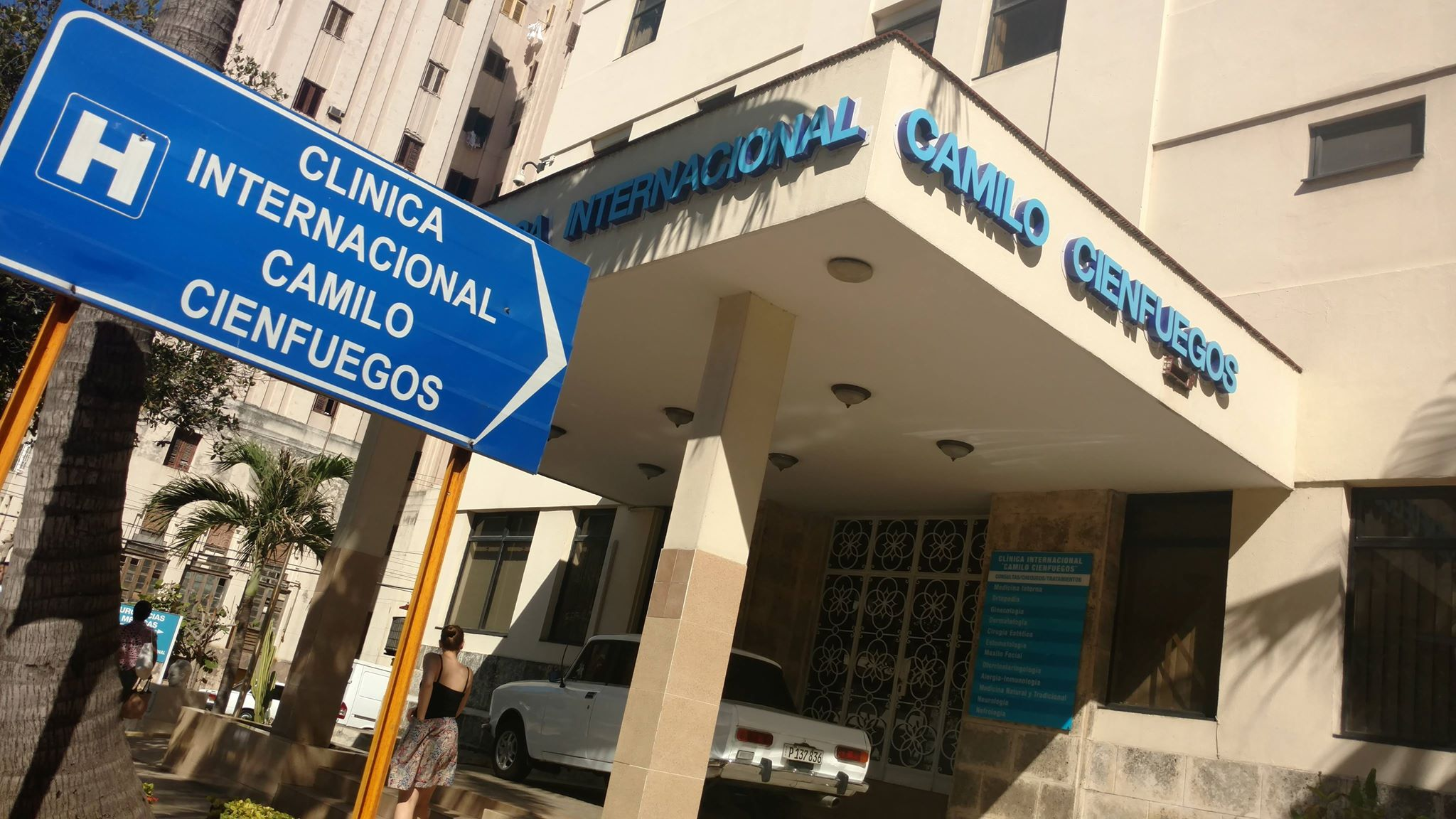 Szpital w Hawanie