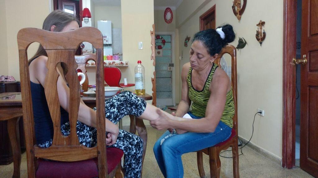 Znachorka Virginia z  Hawany Centro