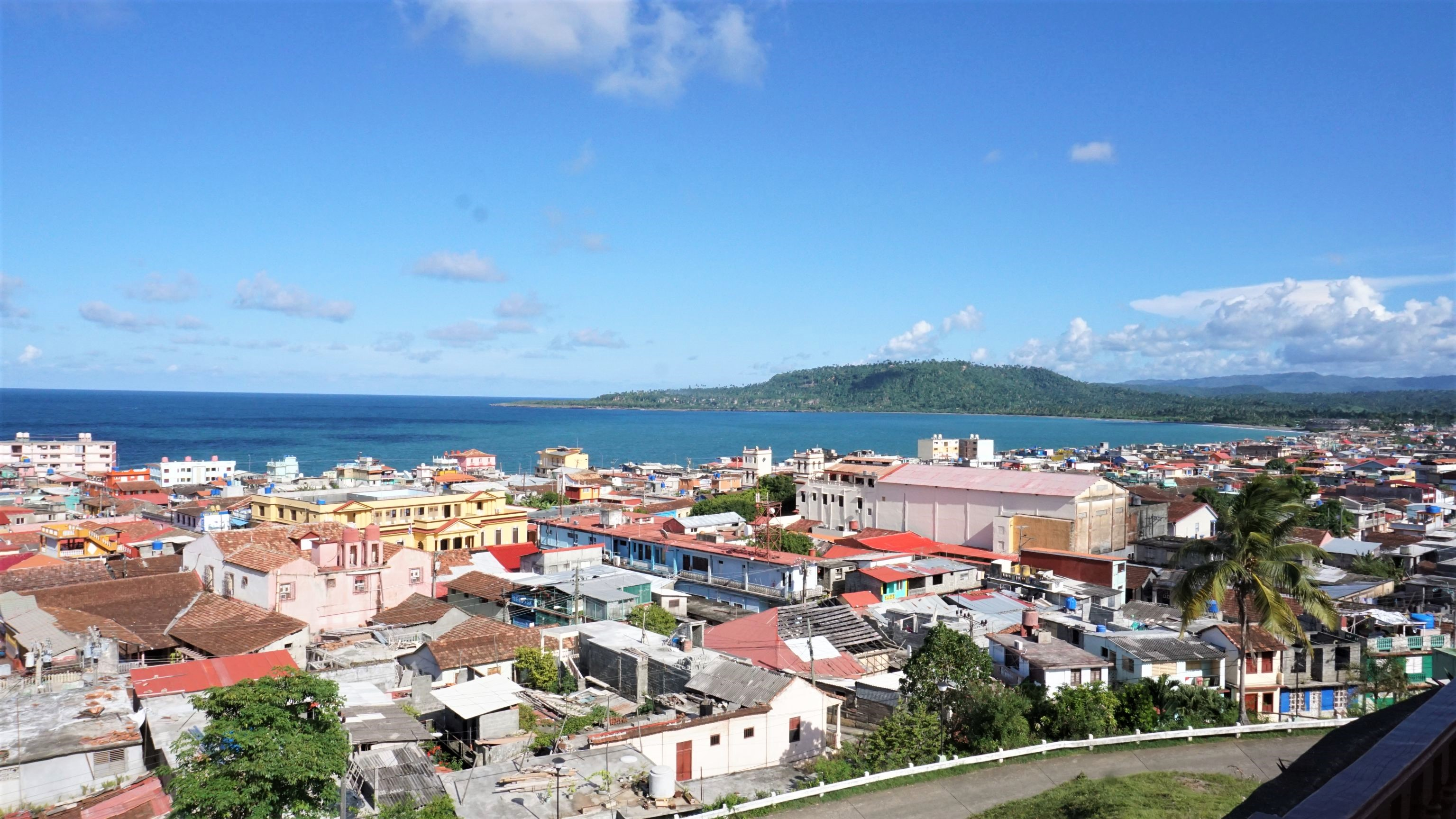Widok z Hotelu El Castillo