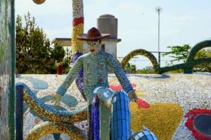 Fusterlandia w Playa Jimanitas