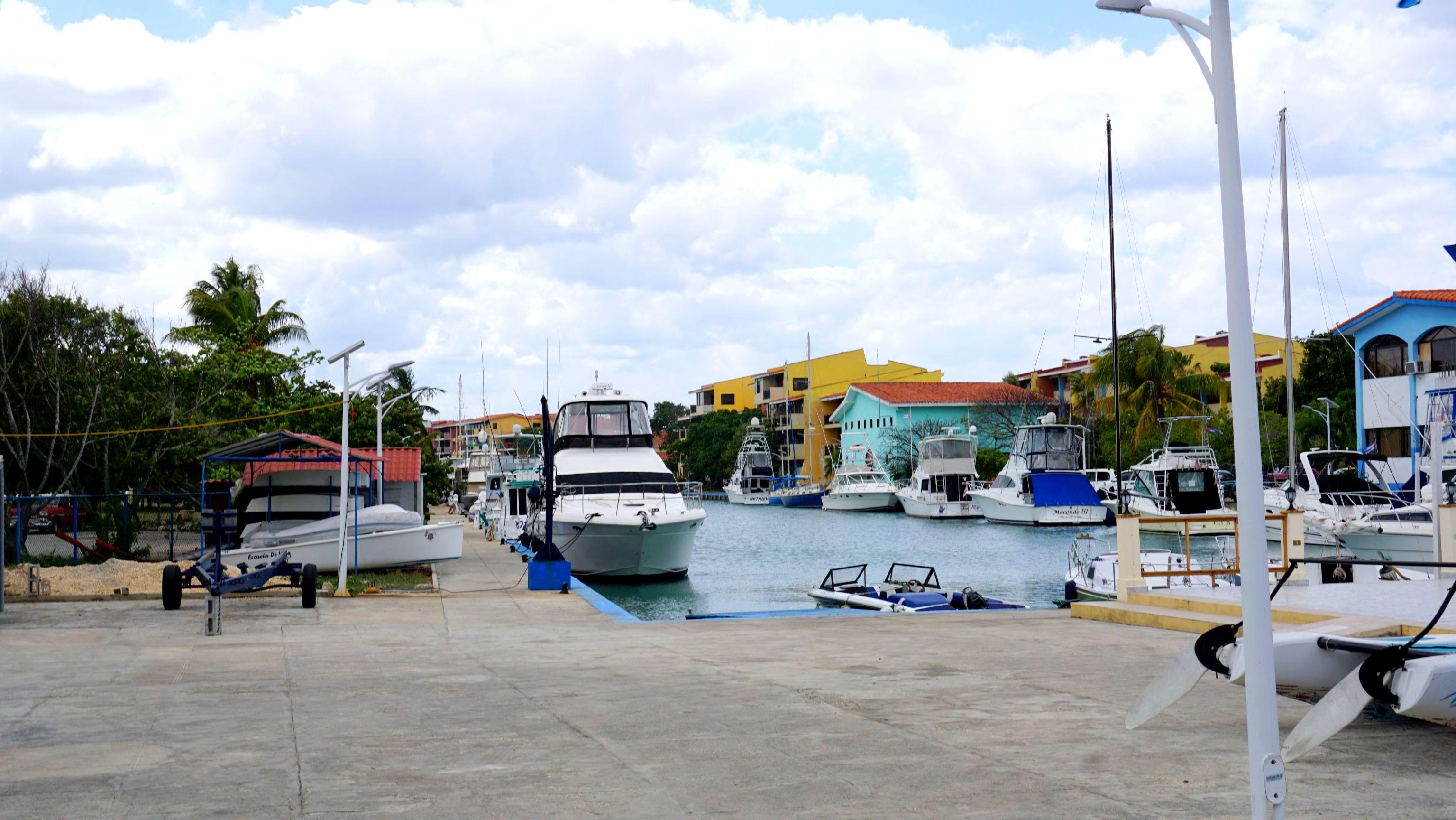 Marina w Playa Jimanitas (2)