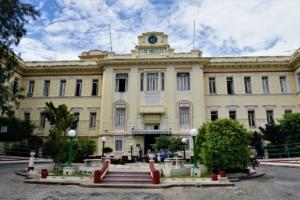 Szpital w Santiago de Cuba