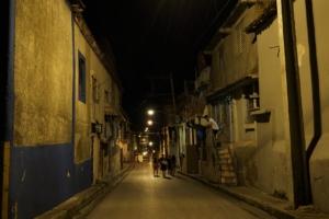 Santiago de Cuba nocą