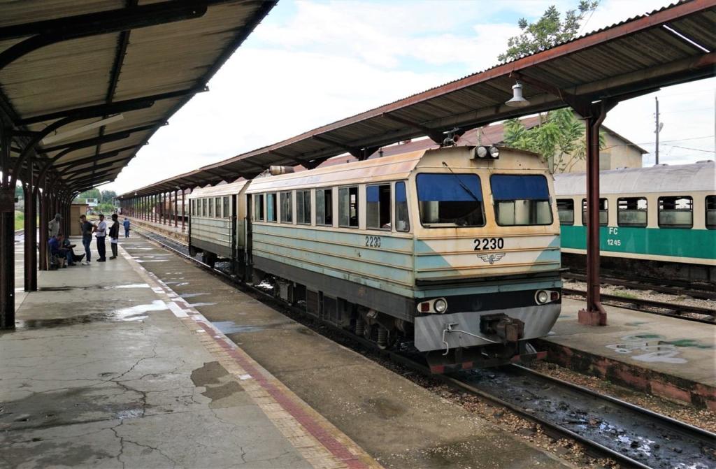 Dworzec w Guantanamo