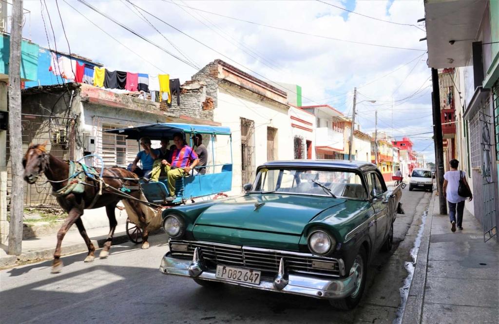 Ulica w Holguin