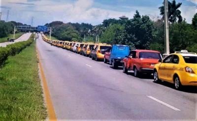 Kryzys paliwowy na Kubie: Trump dokręca śrubę, cierpią zwykli Kubańczycy