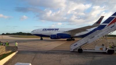 Linie Cubana zawieszają loty