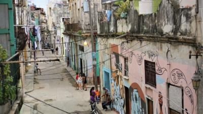Calle Damas