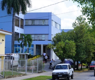 szpitale dla turystów na Kubie - CIria Garcia w Hawanie