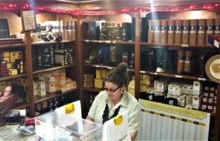 Sklep z rumem w Hawanie