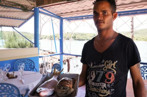 Ismael i restauracja jego taty