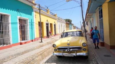 Trinidad na Kubie