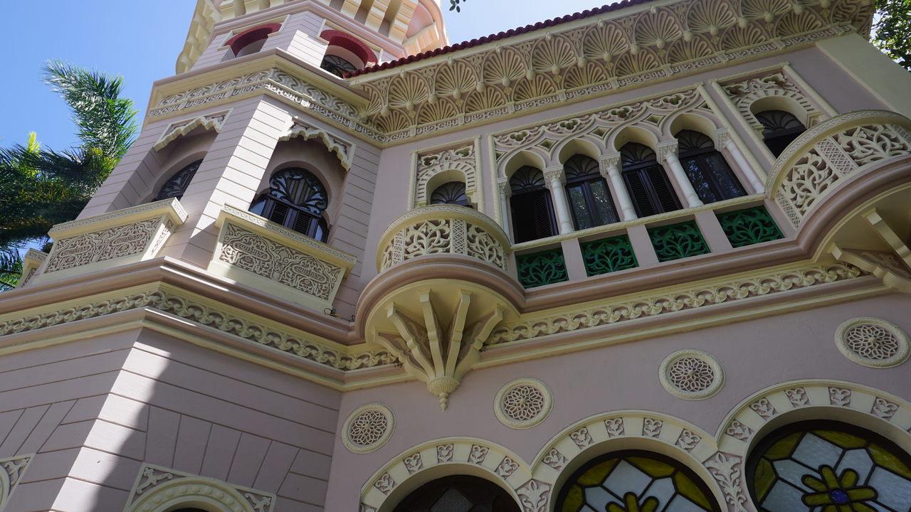 Palacio de Valle w Cienfuegos
