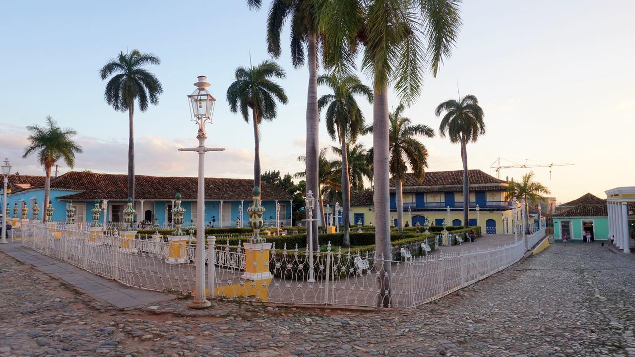 Plaza Mayor w Trinidadzie