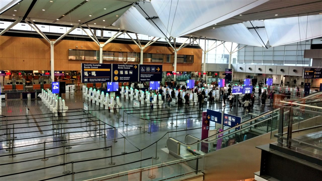 Lotnisko w Toronto