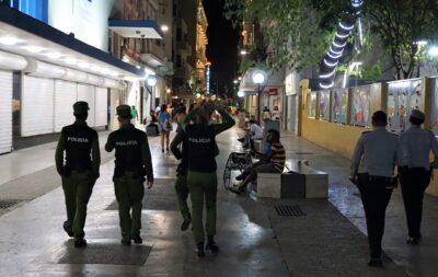 Policja, Hawana