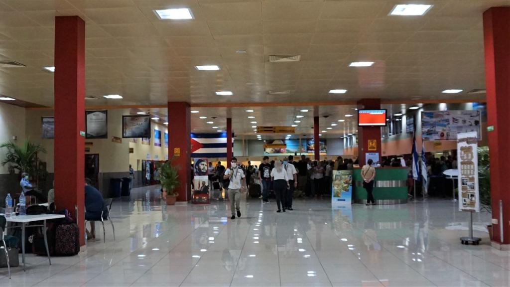 Lotnisko w Varadero