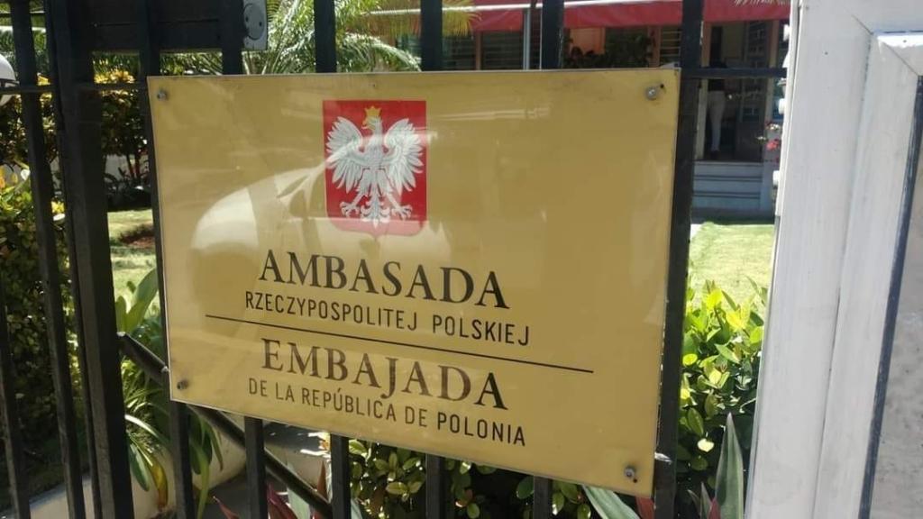 ambasada Polski na Kubie