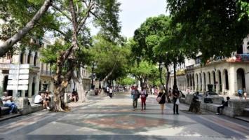 Paseo del Prado Hawana